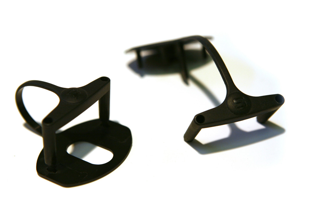 Plastic plier clip