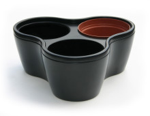 3in1 flowering pot
