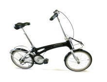 Tranza folding bike
